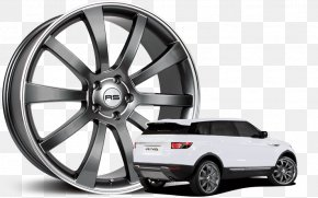 Alloy Wheel - Sport Utility Vehicle Car Alloy Wheel Rim PNG
