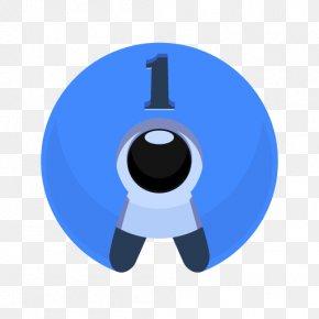 1Password - Blue Symbol PNG