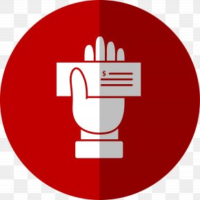 Human Resource - Social Media Circle Pop Icon Design PNG