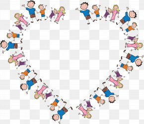 Family Members - Family Love Child Clip Art PNG