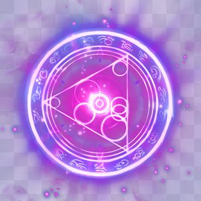 Purple Circle - Purple Download Blue PNG