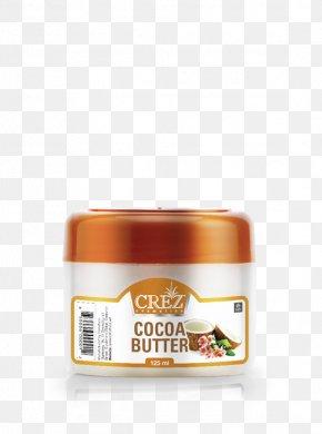 Cocoa Butter Flavor Gelatin Dessert Ingredient Cream PNG