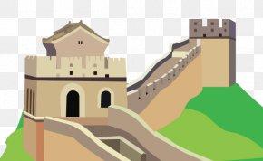 Great Wall Of China Image - Great Wall Of China Clip Art PNG