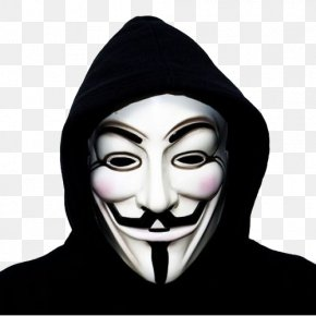 Mask - Guy Fawkes Mask Gunpowder Plot Anonymous Mask PNG