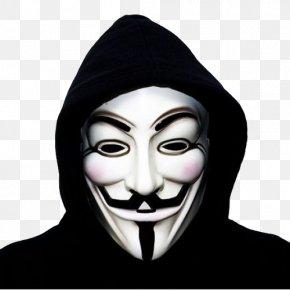 Mask - Guy Fawkes Mask Gunpowder Plot Anonymous Mask PNG
