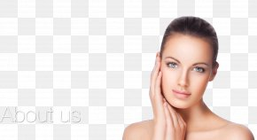 Beauty - Wrinkle Face Skin Care Facial PNG