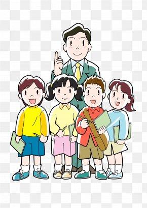 Student - School Teacher Kleurplaat Education Dijak PNG