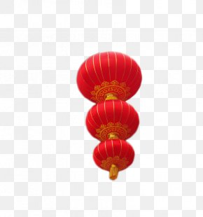 Chinese New Year Red Lanterns - Le Nouvel An Chinois Lantern Chinese New Year PNG