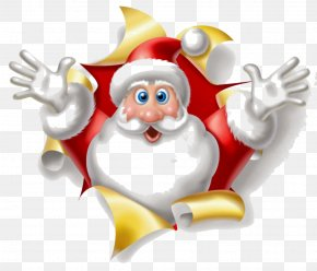 Santa Claus - Santa Claus Christmas Ornament Ded Moroz Snegurochka Christmas Facts & Trivia For Kids: The English Reading Tree PNG