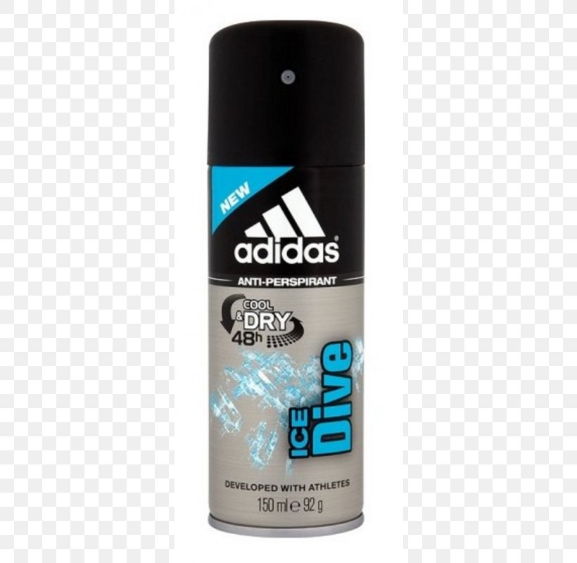 Deodorant Body Spray Adidas Perfume Personal Care, PNG, 800x800px, Deodorant, Adidas, Adipure, Body Spray, Eau De Toilette Download Free