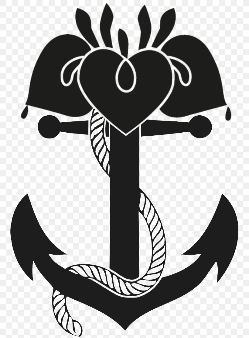 Farragut High School Pacifica High School Middle School National Secondary School, PNG, 771x1111px, Farragut High School, Anchor, Artwork, Black And White, Boarding School Download Free