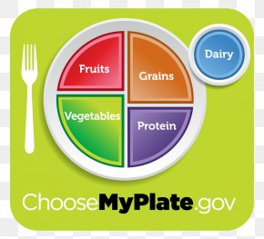 Fork - MyPlate Nutrition Food Health Serving Size PNG