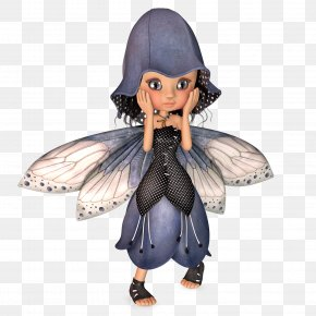 Fairy - Fairy Tale Elf Gnome Legendary Creature PNG