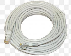 Ethernet Cable - Patch Cable Category 5 Cable Twisted Pair Electrical Cable Computer Network PNG
