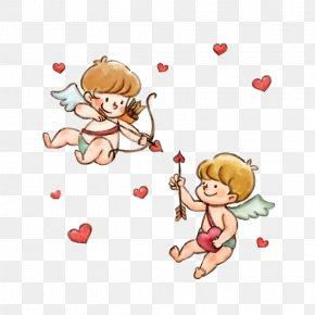 URBA Cupid Euclidean Vector Valentines Day Clip ArtVector Love Cupid - Restaurante Toscana PNG