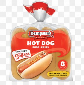 Hotdog Bun - Frankfurter Würstchen Hot Dog Knackwurst Bockwurst Cuisine Of The United States PNG