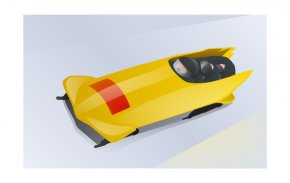 Spatial Cliparts - 2014 Winter Olympics Bobsleigh At The 2018 Olympic Winter Games Olympic Games Jamaica National Bobsled Team Clip Art PNG