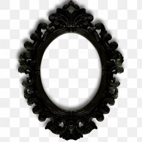 Black Frame - Picture Frame Mirror Photography PNG