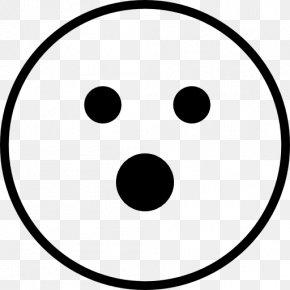 Smiley - Smiley Emoticon Surprise Clip Art PNG