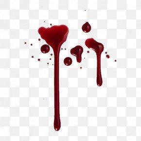 Blood - Blood Clip Art PNG