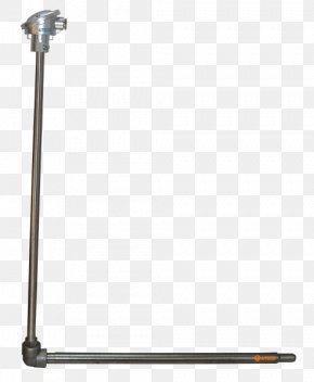 Prob Thermometer - Docol Export Stainless Steel Brushed Metal PNG