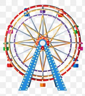 Roda GIGANTE - Ferris Wheel Car Clip Art PNG