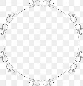 Circular Border - Picture Frames Clip Art PNG