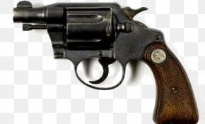 Bonnie And Clyde - .38 Special Snubnosed Revolver Colt Detective Special Taurus Model 85 PNG