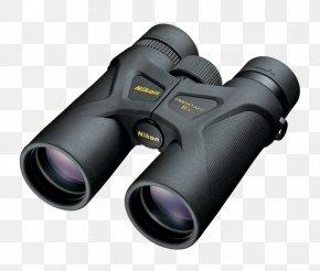 Image-stabilized Binoculars - Nikon PROSTAFF 3S 10x42 Nikon PROSTAFF 3S 8x42 Binoculars Camera Optics PNG