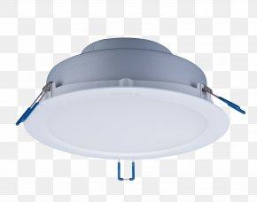 Light Fixture - Recessed Light Light-emitting Diode Light Fixture Lighting Hertz PNG
