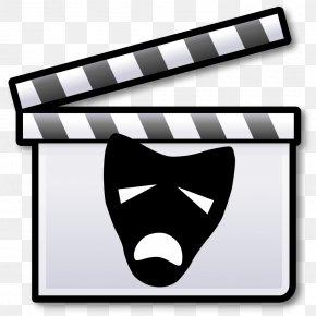 Drama - Silent Film Film Director Cinema Clapperboard PNG