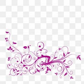 Purple Pattern - Purple Euclidean Vector Violet Pattern PNG