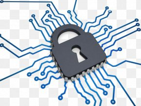 Black Child Lock - United States Computer Security Threat Cyberwarfare Network Security PNG