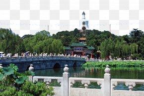 Beihai Park - Beihai Park Summer Palace Forbidden City Jingshan Park Shichahai PNG
