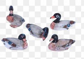 Duck - Duck Porcelain Canard Mallard Handicraft PNG