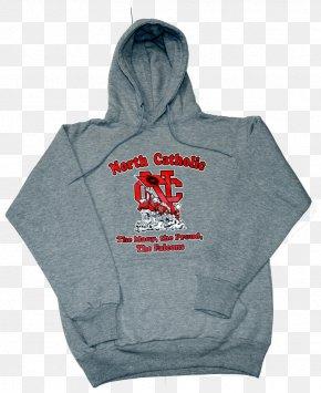Atlanta Falcons - Hoodie Atlanta Falcons T-shirt Sleeve Northeast Catholic High School PNG