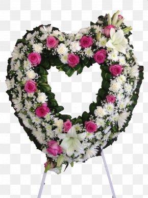 Flower - Floral Design Wreath Flower Bouquet Cut Flowers PNG