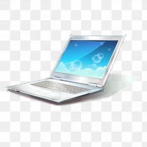 Laptop - Netbook Gadget PNG