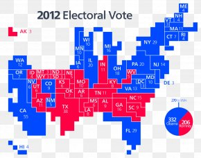 United States - United States Presidential Election, 2012 US Presidential Election 2016 United States Elections, 2012 Electoral College PNG