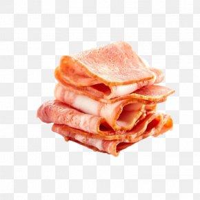 Bacon Slices - Back Bacon Ham Prosciutto Breakfast PNG