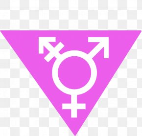 Pride - Unisex Public Toilet Bathroom Gender Neutrality Sign PNG