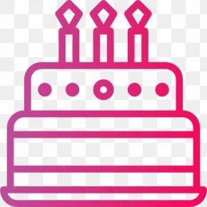 Birthday Cake Icon - Birthday Cake Cupcake Food PNG