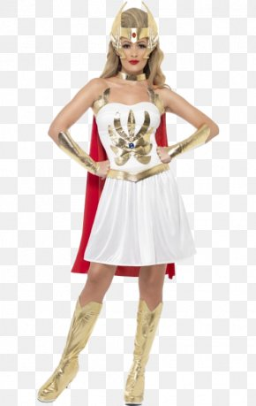 Womens Day Sale - She-Ra He-Man Skeletor Costume Masters Of The Universe PNG