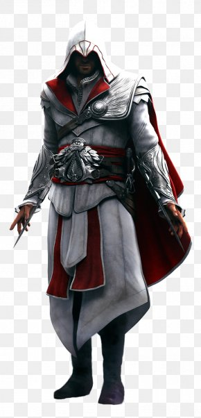 Ezio Auditore File - Assassins Creed II Assassins Creed: Brotherhood Assassins Creed: Revelations Assassins Creed: Altaxefrs Chronicles PNG