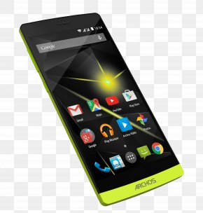 Smartphone - Smartphone Telephone Archos Android Secure Digital PNG