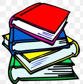 Book Clip Art - Textbook Clip Art PNG