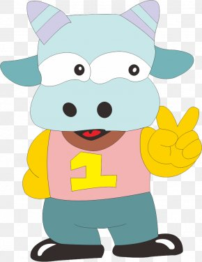 Cattle And Sheep - Cattle Sheep Cartoon PNG