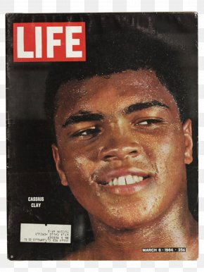 Boxing - Muhammad Ali Vs. Joe Frazier II Life Magazine Boxing PNG