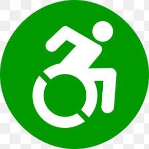 Wheelchair - New York City Disabled Parking Permit International Symbol Of Access Car Park Disability PNG