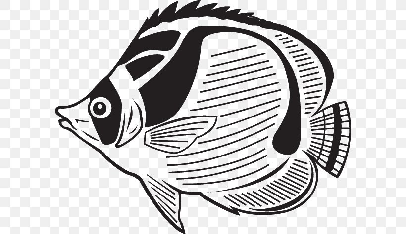 Coloring Fish Colouring Pages Coloring Book Tropical Fish ...